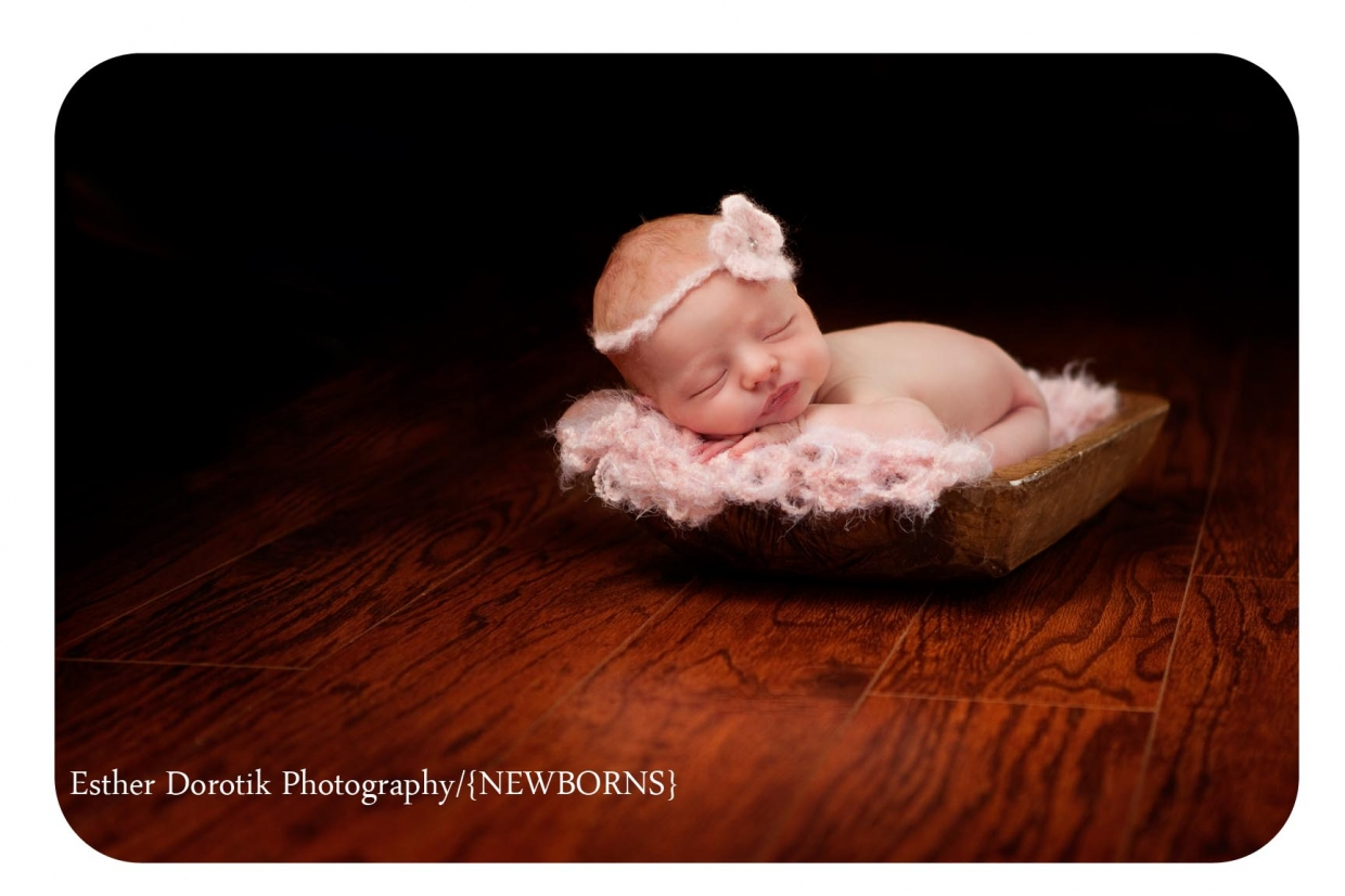baby in bowl