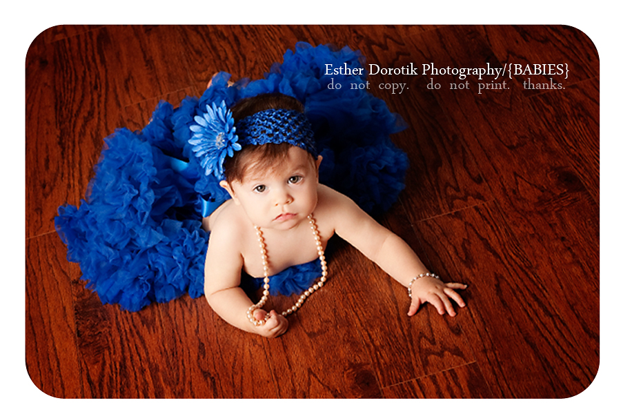 one-year-old-photograph-of-baby-girl-in-blue-petticoat-dallas
