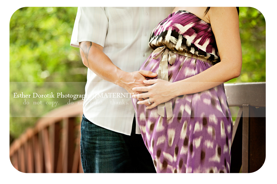 outdoor-maternity-photography-session-taken-by-Dallas-maternity-photographer