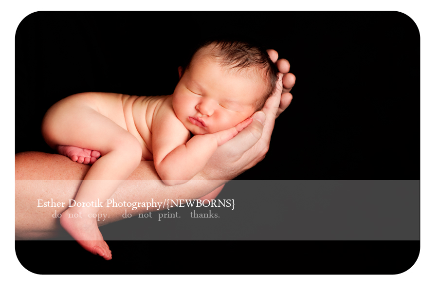 newborn-photography-of-baby-laying-on-Daddy