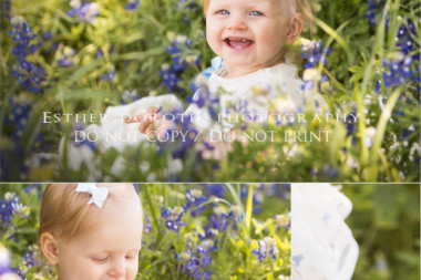 9-month-old-baby-photo-session-in-bluebonnets-close-to-Grapevine-by-Trophy-Club-photographer