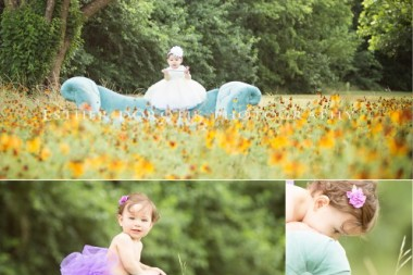 one-year-old-photography-of-little-girl-on-couch-in-field-with-flowers-by-Dallas-photographer
