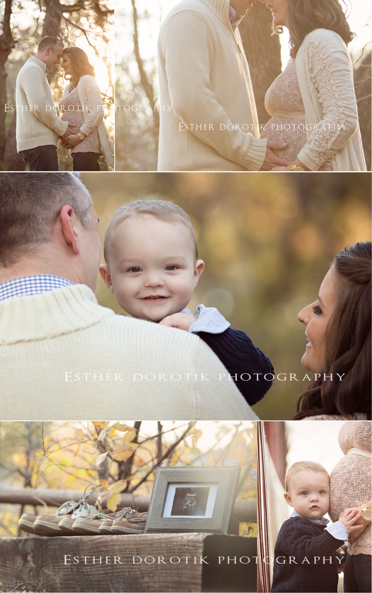 outdoor-family-maternity-session-at-sunset-by-Grapevine-family-photographer