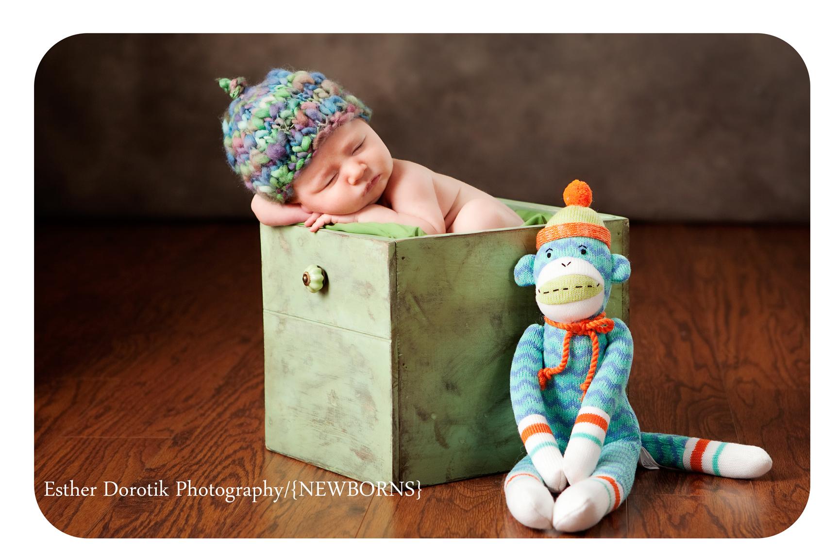 5 week old newborn