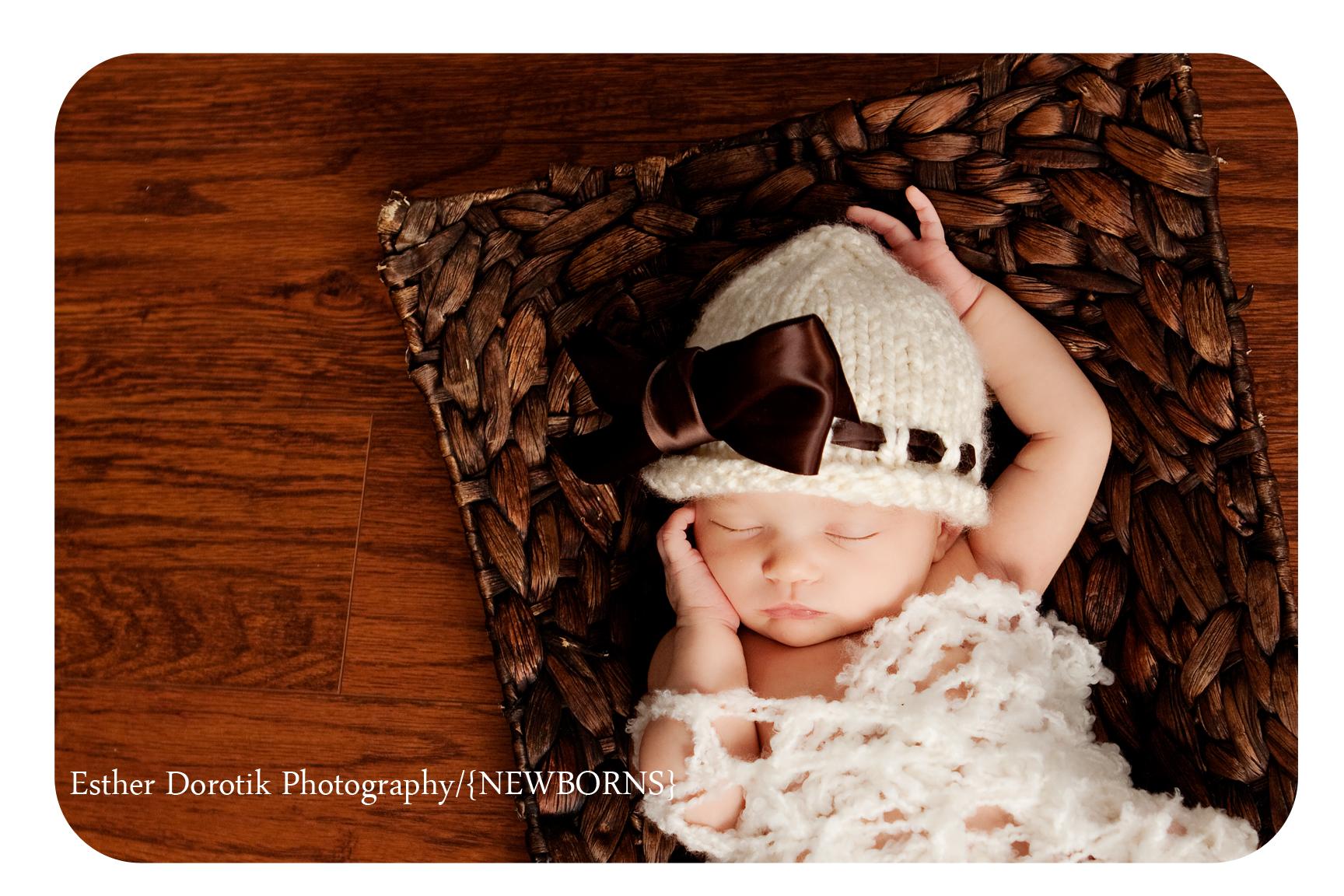 3 Week Newborn Girl