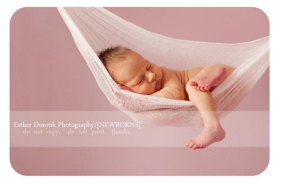 newborn-photograph-of-baby-hanging-in-swing-hammock