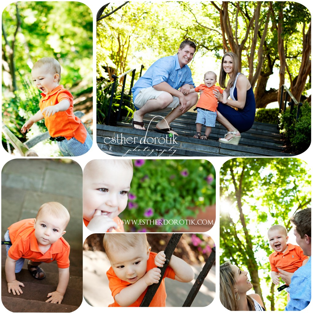 Dallas-photographer-capture-one-year-old-baby-boy-at-Dallas-Arboretum