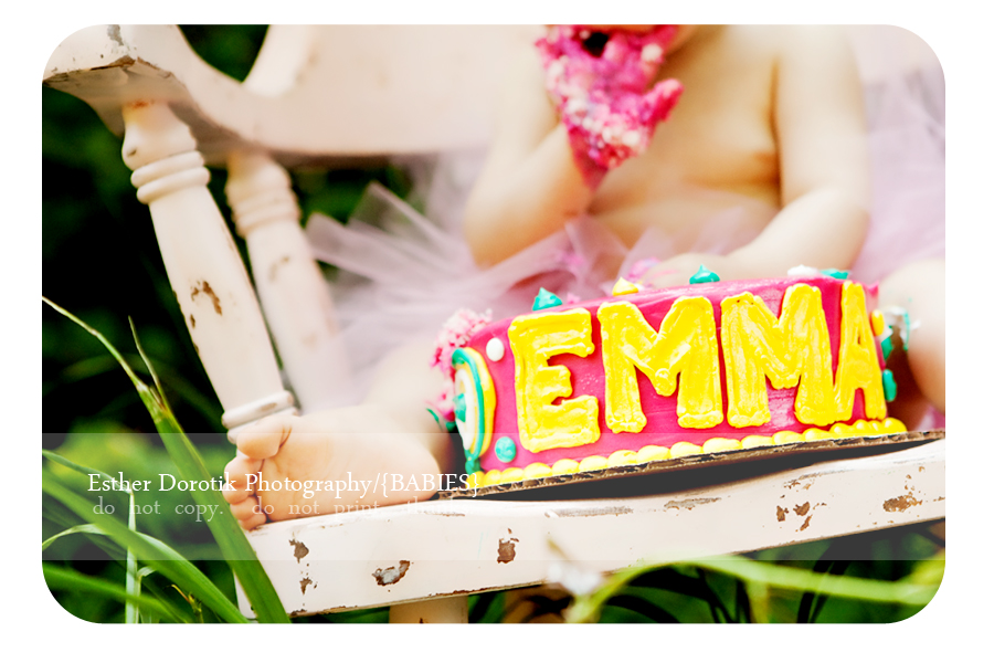 one-year-old-smash-cake-photographed-by-Dallas-photographer