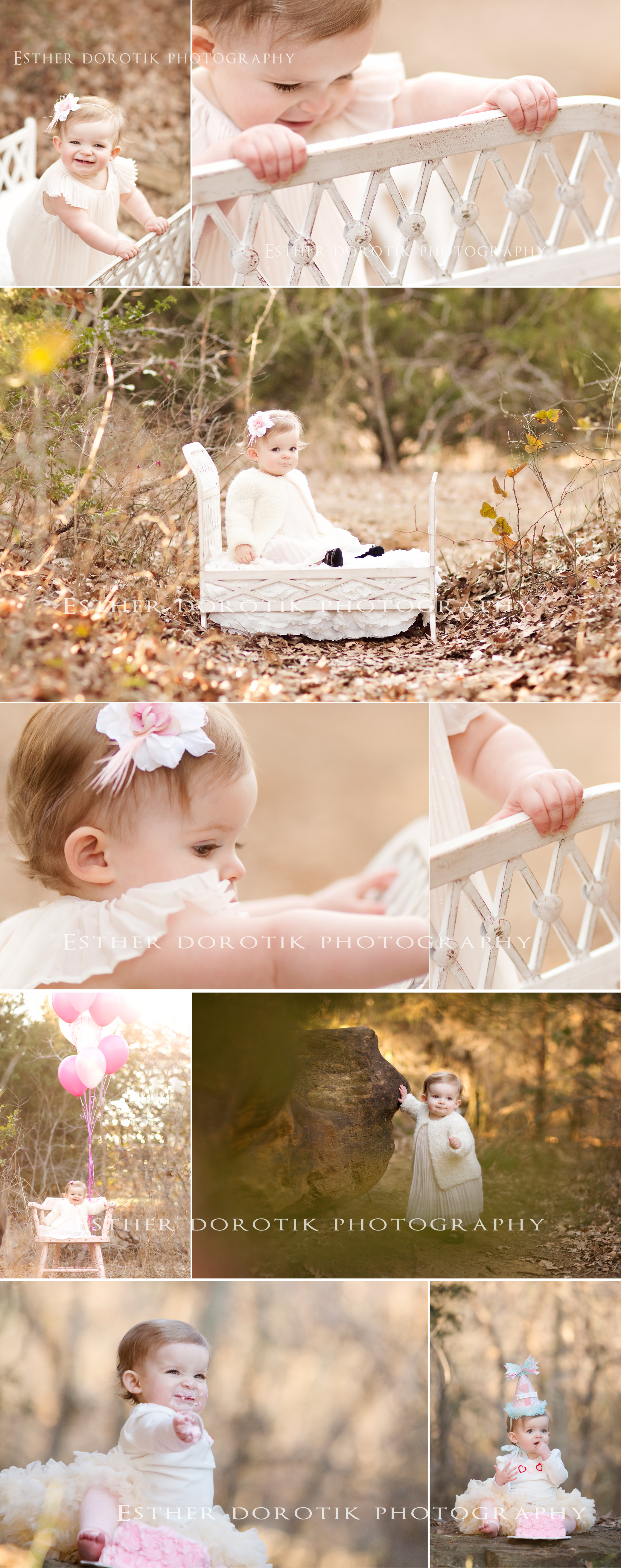 one-year-baby-photography-session-with-smash-cake-taken-by-Frisco-baby-photographer