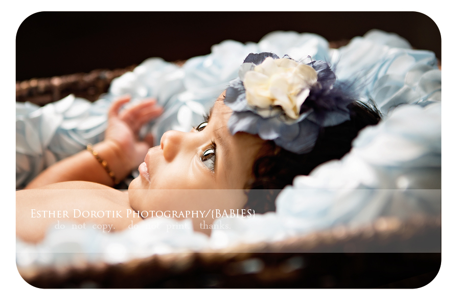 Denton-Corinth-newborn-baby-photography-of-3-month-old-infant-girl