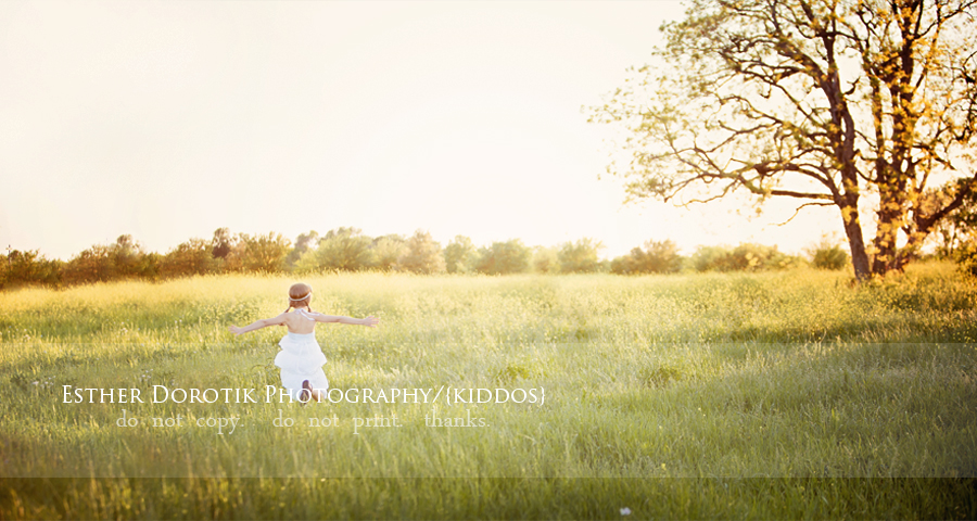 child-running-through-yellow-flower-field-at-sunset-by-Dallas-Frisco-children-photographer