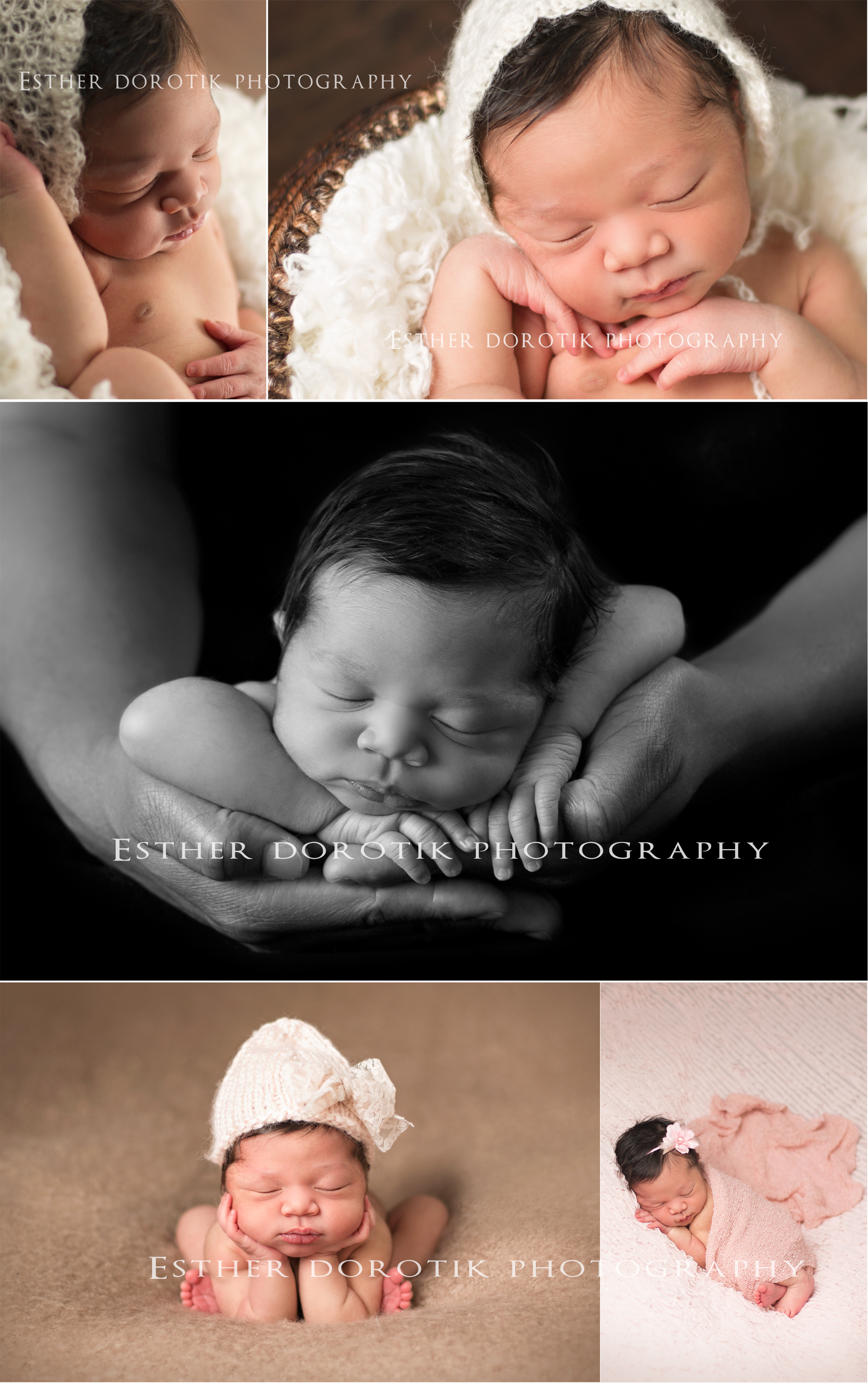 newborn-photography-of-baby-girl-laying-in-dad