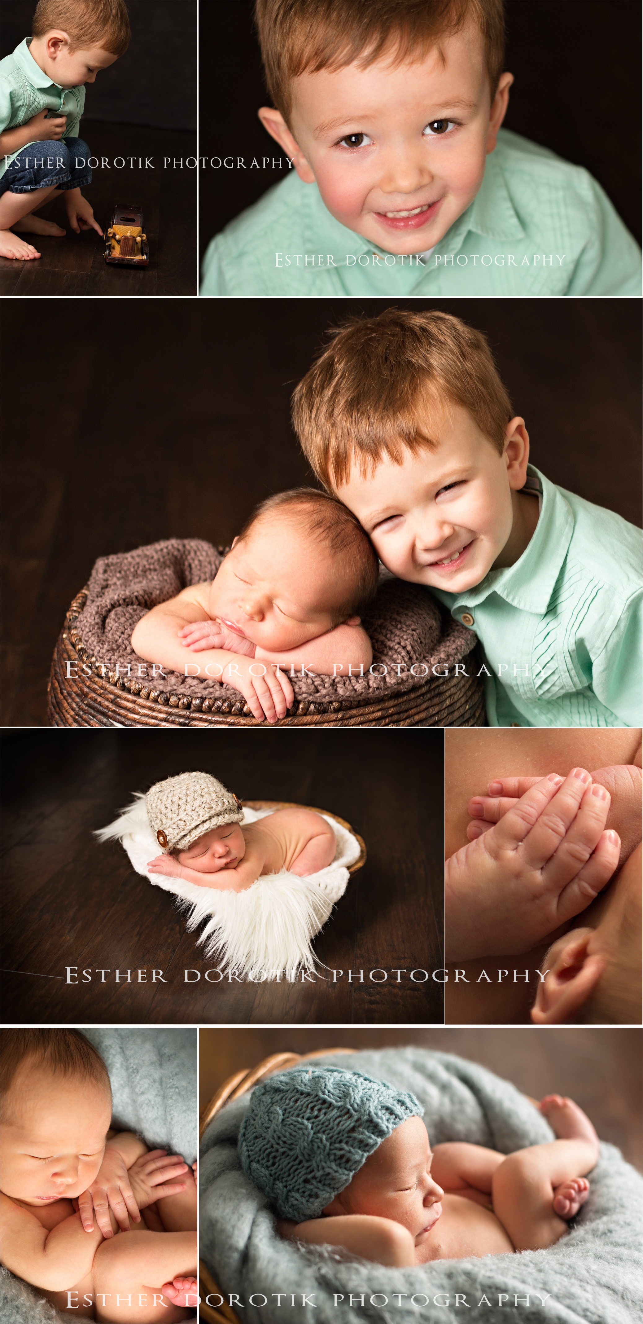 newborn-and-sibling-photos-by-Dallas-newborn-and-child-photographer