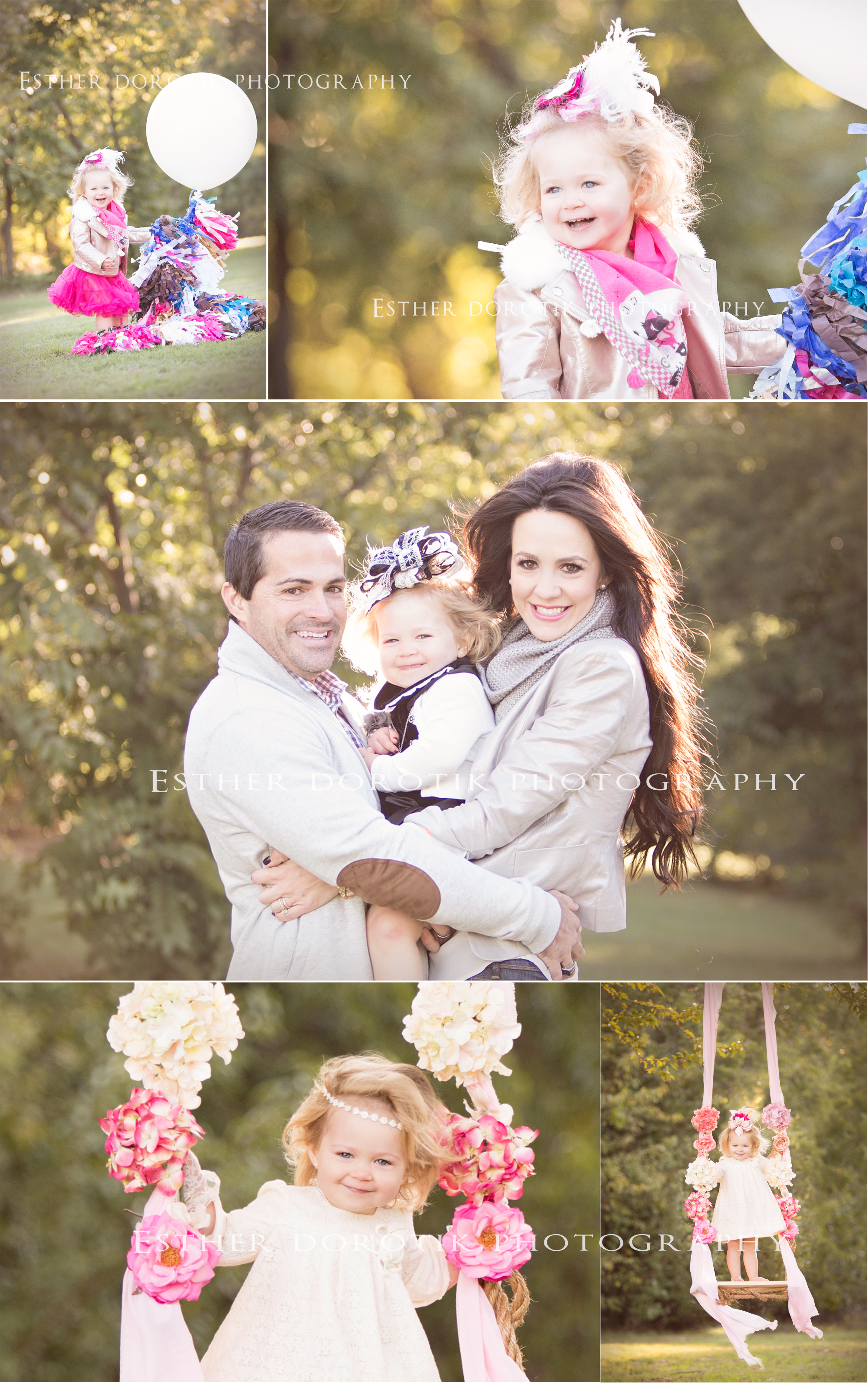 artistic-and-fun-family-photography-session-outdoors-with-2-year-old-girl-on-swing-by-Dallas-leading-child-photographer