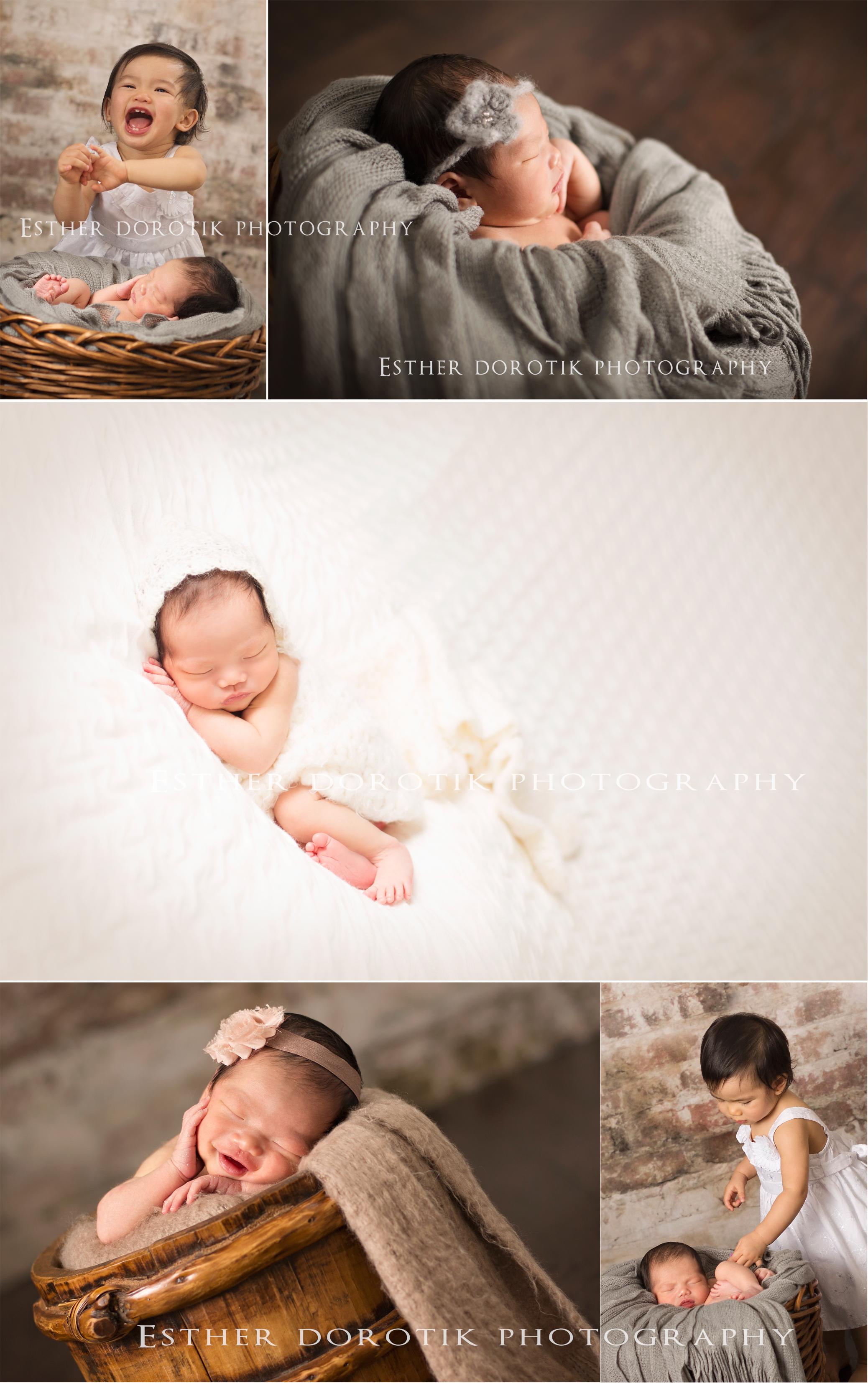 newborn-simbling-photography-by-Fort-Worth-newborn-photographer